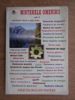 Anticariat: Misterele omenirii (volumul 1)