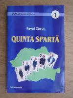 Anticariat: Pavel Corut - Quinta sparta