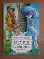 Petre Ispirescu - Balaurul cu sapte capete