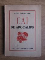 Anticariat: Radu Boureanu - Cai de apocalips (1935)
