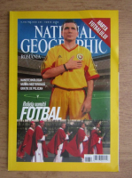 Revista National Geographic Romania, Iunie 2006, Regina numita fotbal