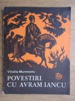 Anticariat: Vitalie Munteanu - Povestiri cu Avram Iancu