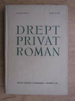 Vladimir Hanga, Mihai Jacota - Drept privat Roman