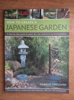 Charles Chesshire - Japanese garden
