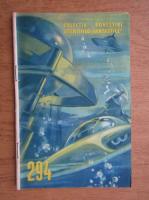Anticariat: Colectia povestiri stiintifico-fantastice nr. 294