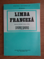 Dan Ion Nasta - Limba franceza, Manual pentru clasa a VIII-a (1997)