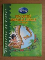 Descopera animalele junglei cu Mowgli