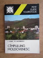 I. Iosep - Petit guide touristique, Campulung Moldovenesc