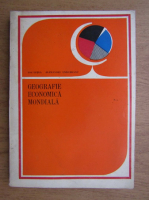 Anticariat: Ion Letea - Geografie mondiala economica