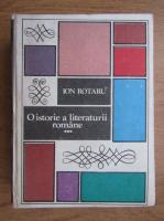 Anticariat: Ion Rotaru - O istorie a literaturii romane (volumul 3)