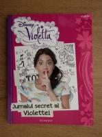 Anticariat: Jurnalul secret al Violetei, Secretele mele, visurile mele
