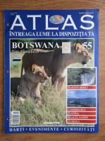 Anticariat: Revista Atlas, Botswana 55