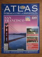 Anticariat: Revista Atlas, San Francisco 109