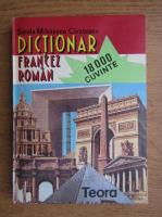Anticariat: Sanda Mihaescu Cirsteanu - Dictionar francez-roman