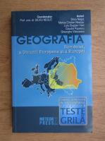 Anticariat: Silviu Negut - Geografia Romaniei, a Uniunii Europene si a Europei