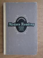 V. Shevtsova - Modern reading. Graded reader with exercices