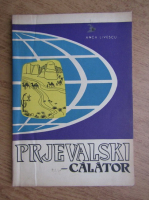 Anticariat: Anca Livescu - Prjevalski, calator