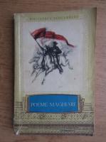 Anticariat: Eugen Jebeleanu - Poeme maghiare