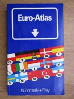 Anticariat: Euro-Atlas (ghid de calatorie)