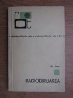 Gh. Druta - Radiodirijarea