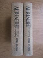 Anticariat: Heinrich Mann - Tineretea lui Henri IV. Implinirea si sfarsitul lui Henri IV (2 volume)