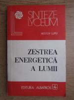 Anticariat: Nestor Lupei - Zestrea energetica a lumii