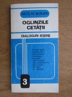 Nicolae Busuioc - Oglinzile cetatii dialoguri iesene
