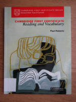 Paul Roberts - Cambridge first certificate. Reading and vocabulary