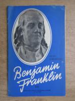 Anticariat: Petru Comarnescu - Benjamin Franklin