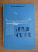Anticariat: Rodica Trandafir - Matematici superioare (1976)
