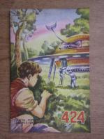 Anticariat: Stefan Zaides - Paradisul celui care a sfidat lumea, 15 iulie 1972, nr. 424