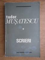 Tudor Musatescu - Scrieri. Teatru (volumul 1)