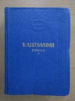 Anticariat: Vasile Alecsandri  - Poezii (volumul 1)