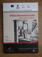Anticariat: Vlad Puescu - Ghidul tehnoredactorului. De la print la eBook