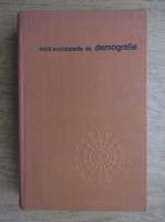Vladimir Trebici - Mica enciclopedie de demografie