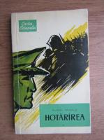 Anticariat: Aurel Mihale - Hotararea