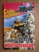 Anticariat: Don Carter - Moarte de vanzare