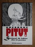 Gheorghe Pitut - Scrisori de iubire din 21 poeme (cu ilustratii de Florin Puca)