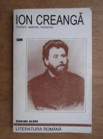 Anticariat: Ion Creanga - Povestiri, amintiri, povestiri