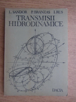 Anticariat: L. Sandor - Transmisii hidrodinamice