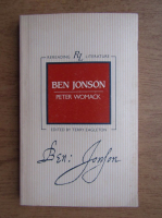 Anticariat: Peter Womack - Ben Jonson