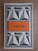 Anticariat: Radu Niculescu - Ghicitori