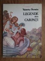 Anticariat: Valeriu Ocrain - Legende din Carpati