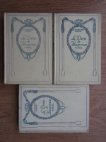 Anticariat: Alexandre Dumas - La Dame de Monsoreau (3 volume, 1930)