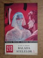 Anticariat: Balada Stelelor, Povestiri Stiintifico Fantastice, nr. 213