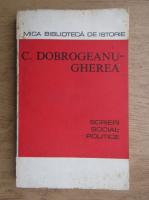 C. Dobrogeanu-Gherea - Scrieri social-politice