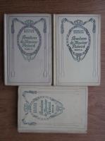 Charles Dickens - Aventures de Monsieur Pickwick (3 volume, 1930)