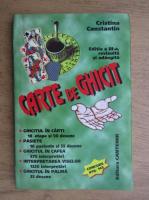 Anticariat: Cristina Constantin - Carte de ghicit