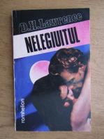 D. H. Lawrence - Nelegiuitul