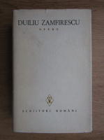 Anticariat: Duiliu Zamfirescu - Opere (volumul 8)